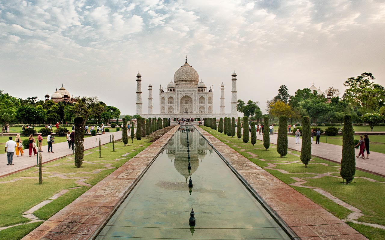 ¿Cuándo viajar a India?